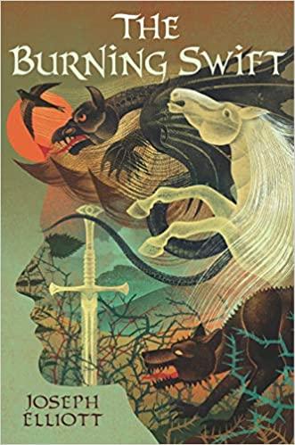 The Burning Swift by Joseph Elliott
