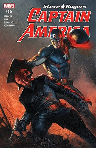 Captain America: Steve Rogers #15 by Gabriele Dell'Otto, Nick Spencer, Javier Pina