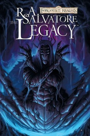 The Legacy: The Graphic Novel by Andrew Dabb, Robert Atkins, R.A. Salvatore