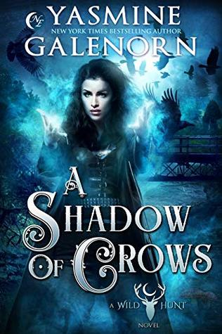 A Shadow of Crows by Yasmine Galenorn