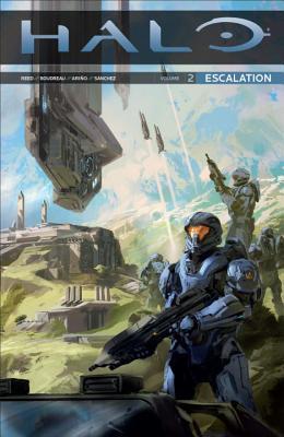 Halo: Escalation Volume 2 by Sergio Ariño, Brian Reed