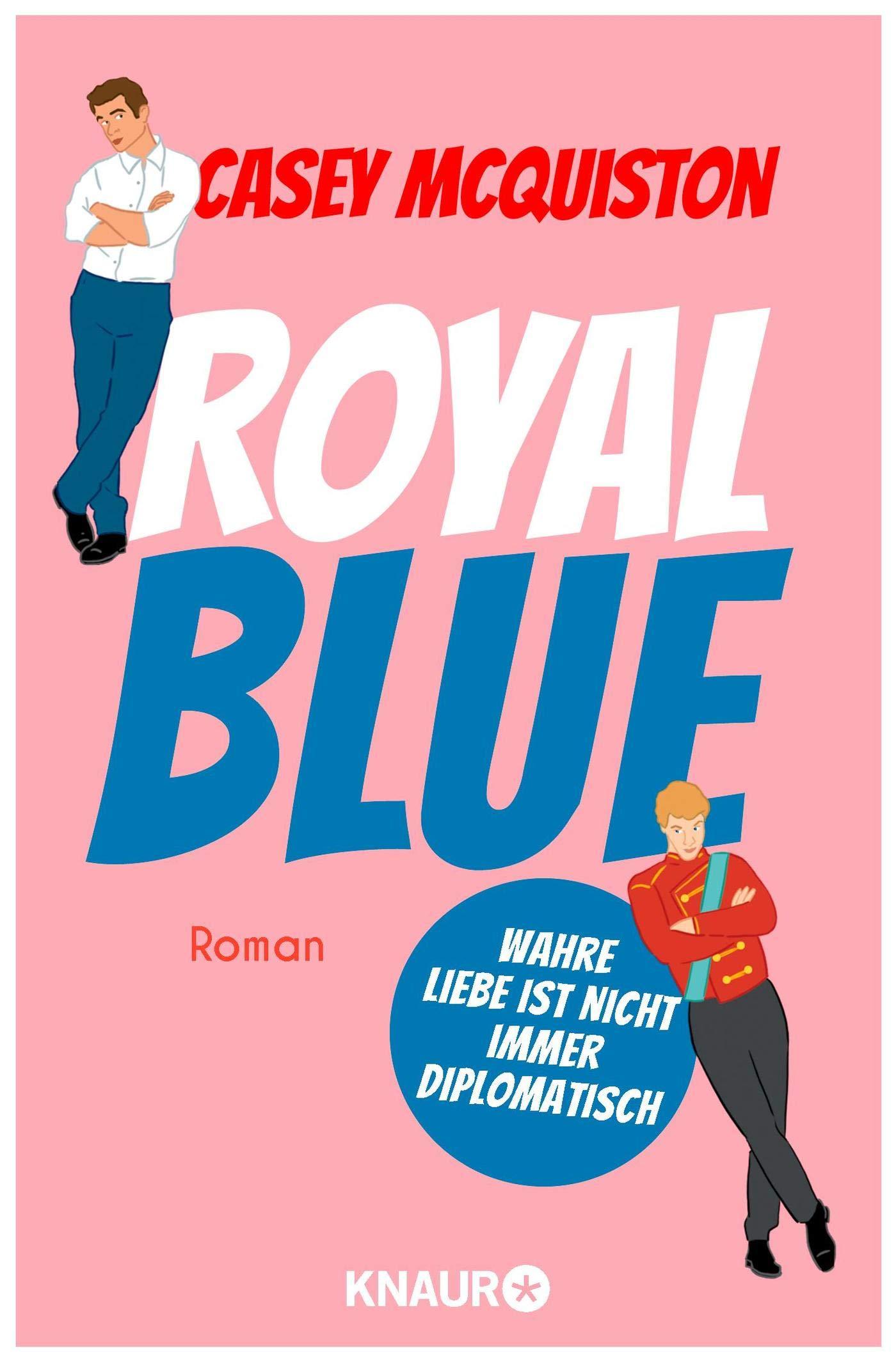Royal Blue by Casey McQuiston