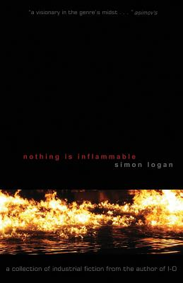 Nothing Is Inflammable by Simon Logan