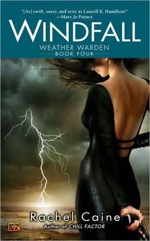 Windfall by Rachel Caine
