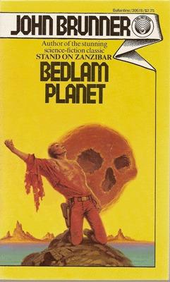 Bedlam Planet by John Brunner