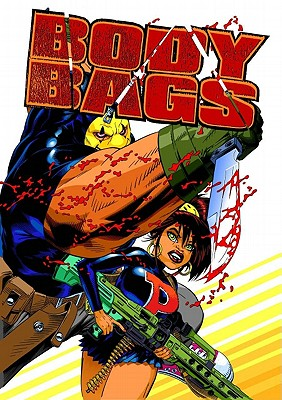 Body Bags Volume 1: Fathers Day by Jason Pearson