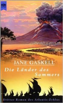 Atlantis- Zyklus 03. Die Länder des Sommers. by Jane Gaskell