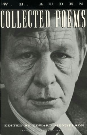 Collected Poems by W.H. Auden, Edward Mendelson