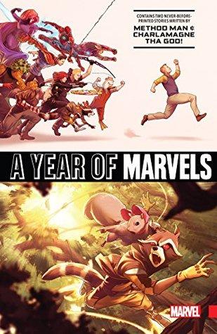 A Year Of Marvels by Dennis Culver, Diego Olortegui, Amy Chu, Paul Allor, Jamal Campbell, Ryan North, Leonardo Romero, Ryan Browne, Danilo Beyruth