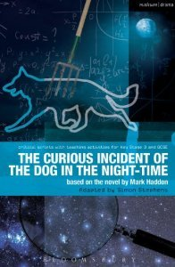 The Curious Incident of the Dog in the Night-Time: The Play by Simon Stephens, Mark Haddon, Ruth Moore, Paul Bunyan
