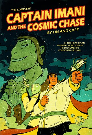 Captain Imani and the Cosmic Chase by Alex Assan, Lin Darrow
