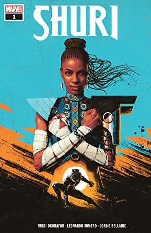 Shuri (2018-) #1 by Nnedi Okorafor