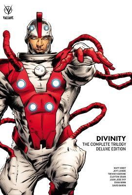 Divinity: The Complete Trilogy Deluxe Edition by Joe Harris, Jeff Lemire, Matt Kindt