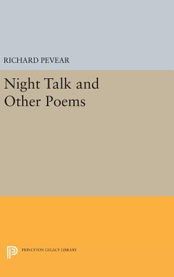 Night Talk and Other Poems by Richard Pevear