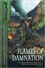 Flames of Damnation by Christian Dunn, Marc Gascoigne