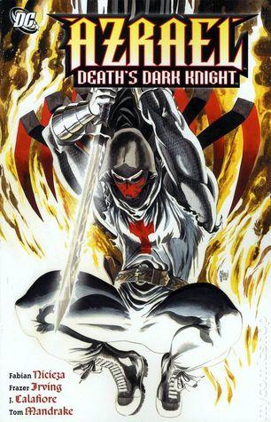 Azrael: Death's Dark Knight by Frazer Irving, Tom Mandrake, Jim Calafiore, Fabian Nicieza