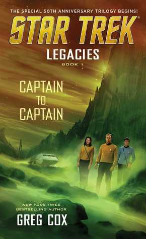Captain to Captain by Greg Cox