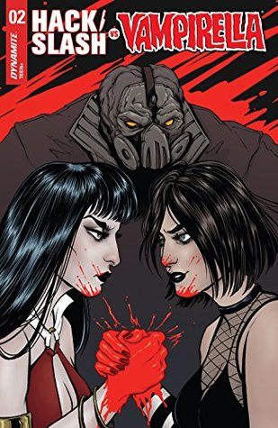 Hack/Slash vs. Vampirella #2 by Rapha Lobosco, Shawn Aldridge