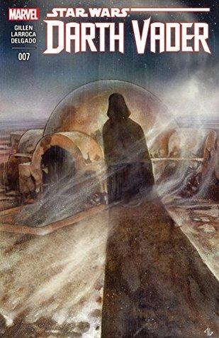 Darth Vader #7 by Adi Granov, Kieron Gillen, Salvador Larroca