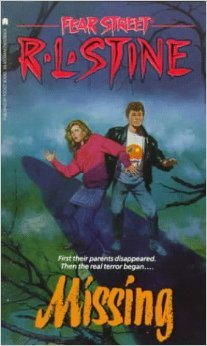 Missing by R.L. Stine