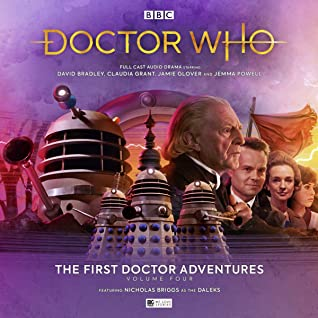 Doctor Who: The First Doctor Adventures – Volume 4 by Jonathan Barnes, Andrew Smith