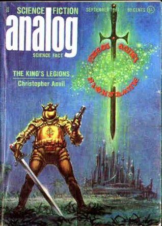 Analog Science Fiction and Fact, 1967 September by Mack Reynolds, Jack Wodhams, Christopher Anvil, E.G. Von Wald, John W. Campbell Jr., Howard L. Myers, J. Harold Burn
