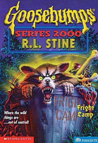 Fright Camp by R.L. Stine