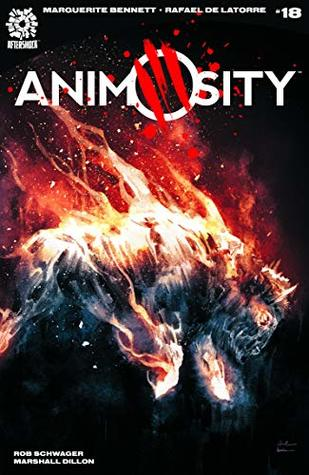 Animosity #18 by Marguerite Bennett, Marshall Dillon, Rob Schwager, Marcelo Maiolo, Rafael de Latorre