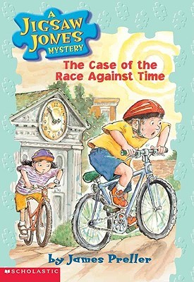 The Case of the Race Against Time by James Preller