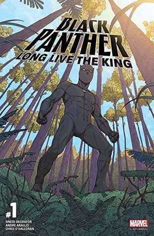 Black Panther: Long Live the King #1 by Nnedi Okorafor, André Lima Araújo