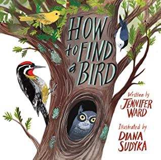 How to Find a Bird by Jennifer Ward, Diana Sudyka