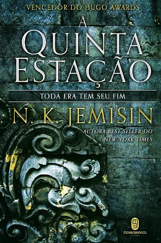 A Quinta Estação by N.K. Jemisin