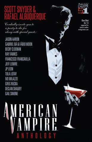 American Vampire Anthology #1 (American Vampire) by Scott Snyder, Rafael Albuquerque