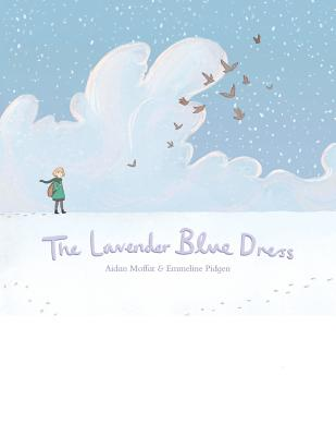 Lavender Blue Dress by Aidan Moffat