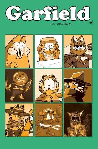 Garfield Vol. 9: His Nine Lives by Scott Nickel, Jim Davis