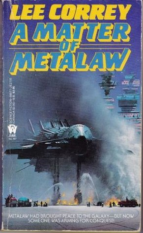 Matter of Metalaw by Lee Correy, G. Harry Stine