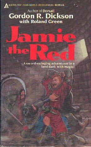 Jamie the Red by Gordon R. Dickson, Roland J. Green