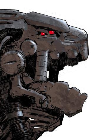 Planetoid #5 by Ken Garing