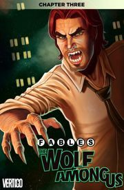 Fables: The Wolf Among Us #3 by Travis Moore, Dave Justus, Lee Loughridge, Matthew Sturges