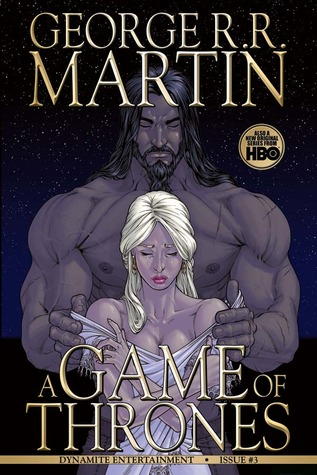 A Game of Thrones #3 by Tommy Patterson, George R.R. Martin, Daniel Abraham