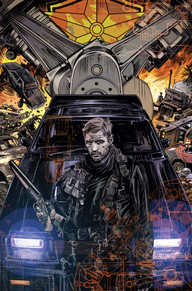Mad Max: Fury Road: Mad Max #1 by Nico Lathouris, Tommy Lee Edwards, Mark Sexton, George Miller