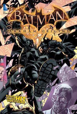Batman: Arkham Origins by Doug Wagner, Adam Beechen