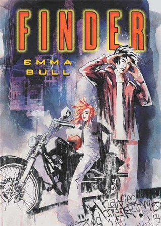 Finder by Emma Bull