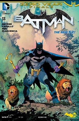Batman (2011-2016) #33 by Scott Snyder, Greg Capullo, Danny Miki