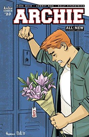 Archie (2015-) #23 by Mark Waid, Jack Morelli, Audrey Mok, Thomas Pitilli, Kelly Fitzpatrick