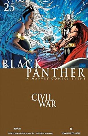 Black Panther (2005-2008) #25 by Jeff De Los Santos, Don Ho, Marcus To, Reginald Hudlin