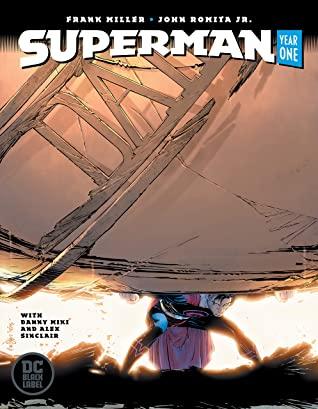 Superman: Year One by Frank Miller, John Romita Jr.