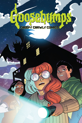 Goosebumps: Creepy Crawly Comics by Jeremy Lambert, Denton J. Tipton, Jen Vaughn