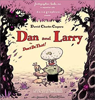 Dan & Larry: In Don't Do That! by Pat McEown, Dave Cooper