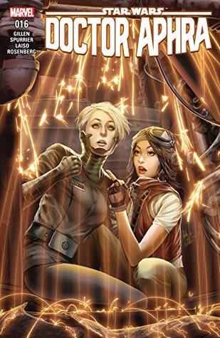 Star Wars: Doctor Aphra #16 by Emilio Laiso, Ashley Witter, Kieron Gillen, Simon Spurrier